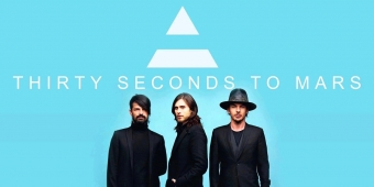 Thirty Seconds To Mars - Tour 2018