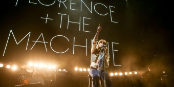 Florence + The Machine - High As Hope Tour