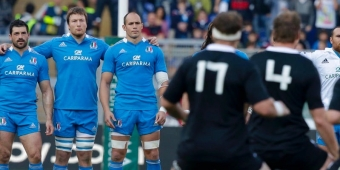 Rugby Italy - All Blacks
