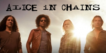 Alice In Chains - Sherwood Festival