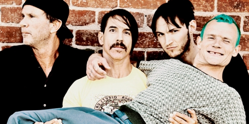 Red Hot Chili Peppers - Tour 2017
