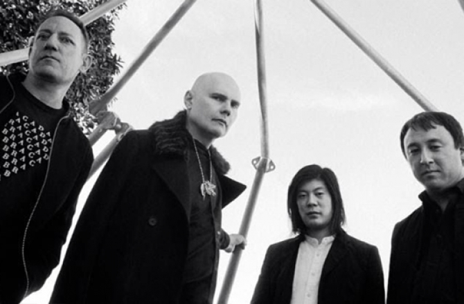 Smashing Pumpkins - Shiny & Oh So Bright Arena Tour